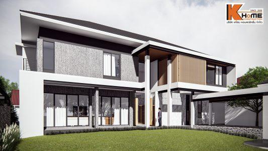 ภาพ 3D บ้านคุณวิน